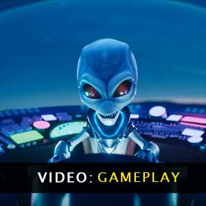 Destroy All Humans Gameplay Video
