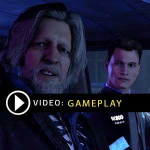 Detroit Become Human Gameplay Video