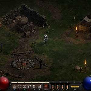 Diablo 2 Resurrected Campo