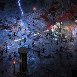 Diablo 2 Resurrected Batalla