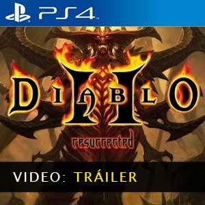Diablo 2 Resurrected Vídeo del tráiler