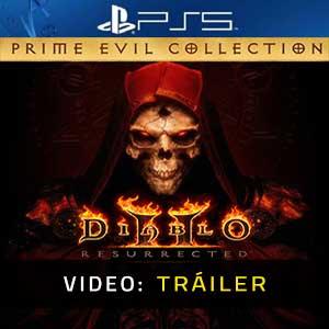 Diablo Prime Evil Collection PS5 Vídeo En Tráiler