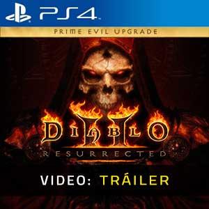 Diablo Prime Evil Upgrade PS4 Vídeo En Tráiler