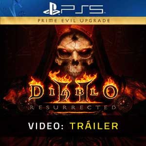 Diablo Prime Evil Upgrade PS5 Vídeo En Tráiler
