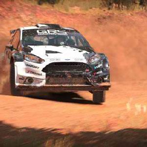 Curso corto de dirt track racing