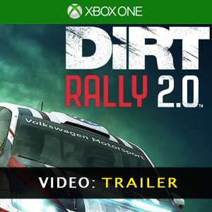 DiRT Rally 2.0 Video Trailer
