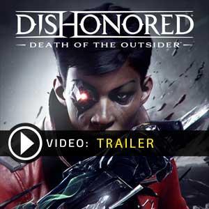 Comprar Dishonored La muerte del Forastero CD Key Comparar Precios