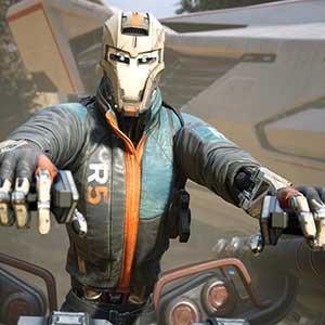 armaduras robóticas