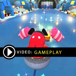 Disney Tsum Tsum Festival Nintendo Switch Gameplay Video