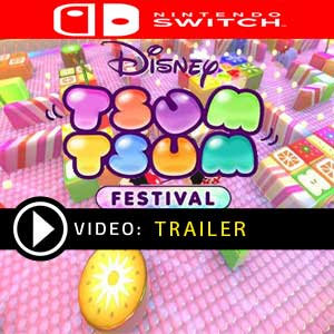Disney Tsum Tsum Festival Nintendo Switch Prices Digital or Box Edition