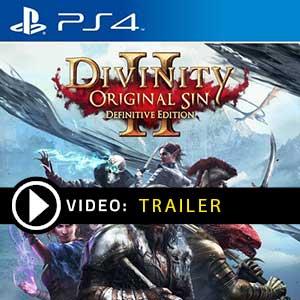 Divinity Original Sin 2 PS4 Prices Digital or Box Edicion