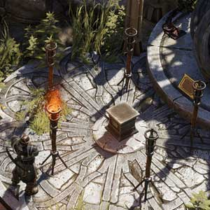 Divinity Original Sin 2 Interfaz del juego