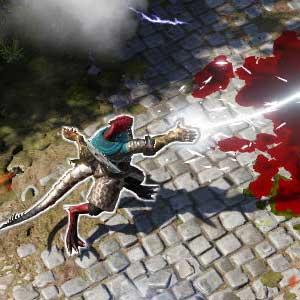 Divinity Original Sin 2 Ataque