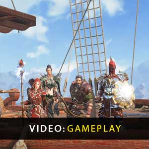 Divinity Original Sin 2 Video de juego