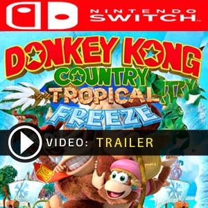 Comprar Donkey Kong Country Tropical Freeze Nintendo Switch BARATO Comparar Precios