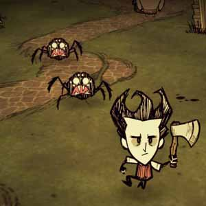Dont Starve - Spiders