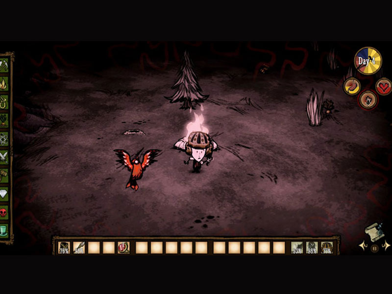 Don't Starve Together - Fight