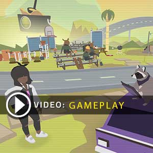 Donut County Gameplay Video