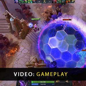 DOTA 2 Gameplay Video
