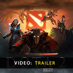 Vídeo del trailer de Dota 2