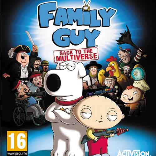 Comprar clave CD Family Guy Back to the Multiverse y comparar los precios