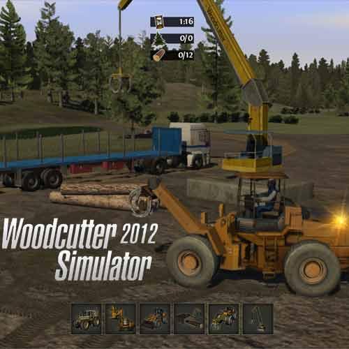 Descargar Woodcutter Simulator 2012 - key comprar
