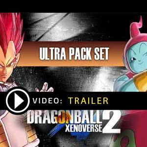 Comprar DRAGON BALL XENOVERSE 2 Ultra Pack Set CD Key Comparar Precios