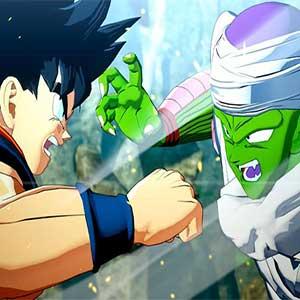 Goku & Pequeño