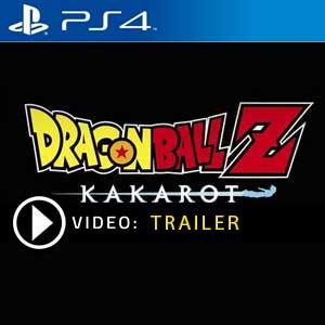 Comprar Dragon Ball Z Kakarot PS4 Barato Comparar Precios