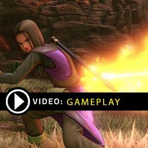 Dragon Quest XI Ecos de un Pasado Perdid Gameplay Video
