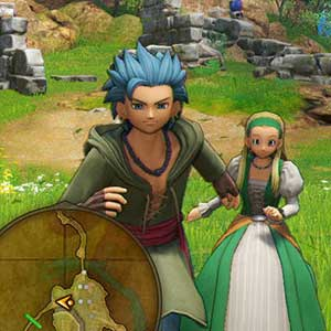 DRAGON QUEST 11 S Echoes of an Elusive Age Región de Heliodor