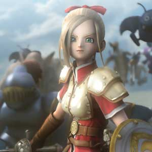 Dragon Quest Heroes Edition Carácter