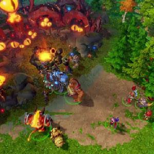 Dungeons 3 Gameplay Image