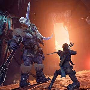 Dungeons & Dragons Dark Alliance El Gigante De Hielo