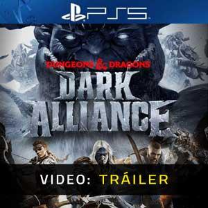 Dungeons & Dragons Dark Alliance PS5 Video Trailer