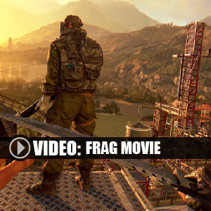 Dying Light Frag Movie