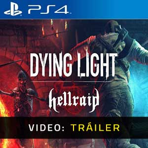Dying Light Hellraid Ps4 Video dela campaña