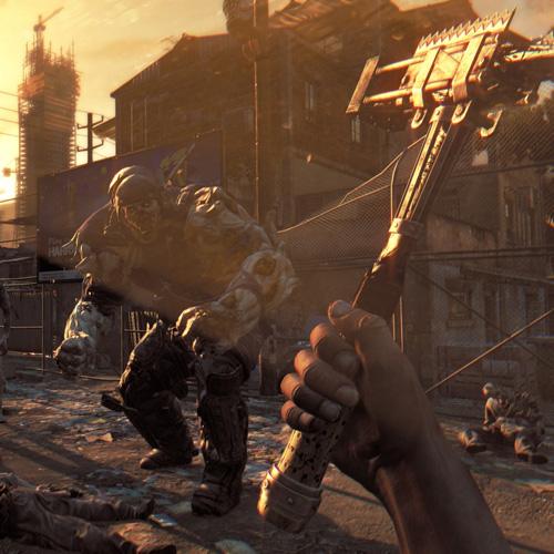 Dying Light PS4 4 vs 1