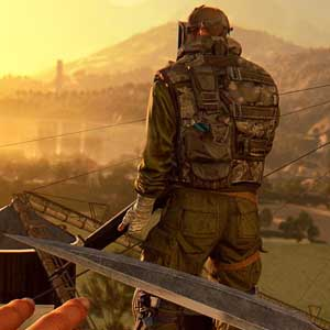 Dying Light The Following Knife