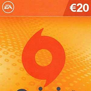Tarjeta Regalo EA 20