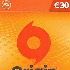 Tarjeta Regalo Origin 30