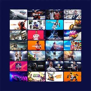 EA PLAY PRO Catálogo De Juegos