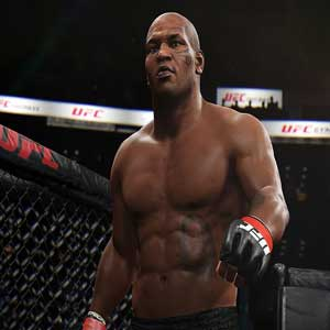 EA Sports UFC 2 PS4 Mike Tyson
