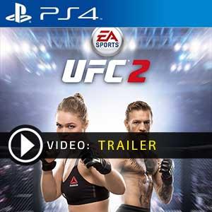 EA Sports UFC 2 PS4 Precios Digitales o Edición Física