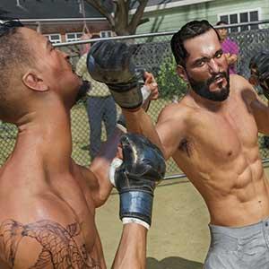 UFC 4 Peleas de aficionados