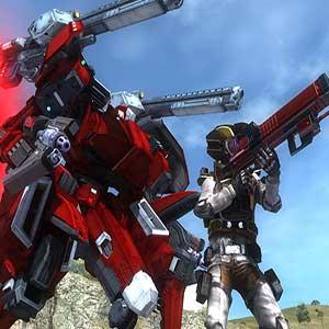 Earth Defense 5 Misión Cooperativa
