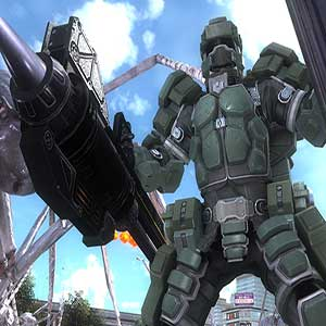 Earth Defense 5 Soldado EDF