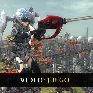 Earth Defense 5 Video del Juego