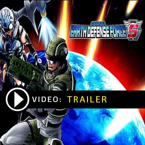Comprar EARTH DEFENSE FORCE 5 CD Key Comparar Precios