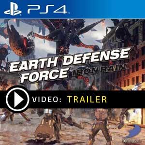 Comprar EARTH DEFENSE FORCE IRON RAIN PS4 Barato Comparar Precios